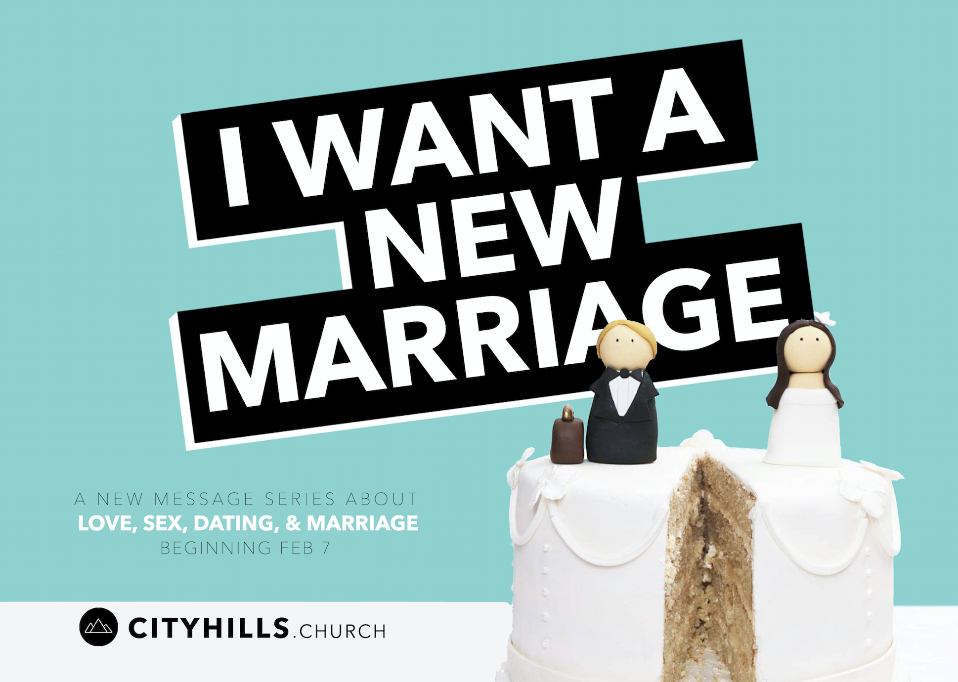 I want a new marriage series