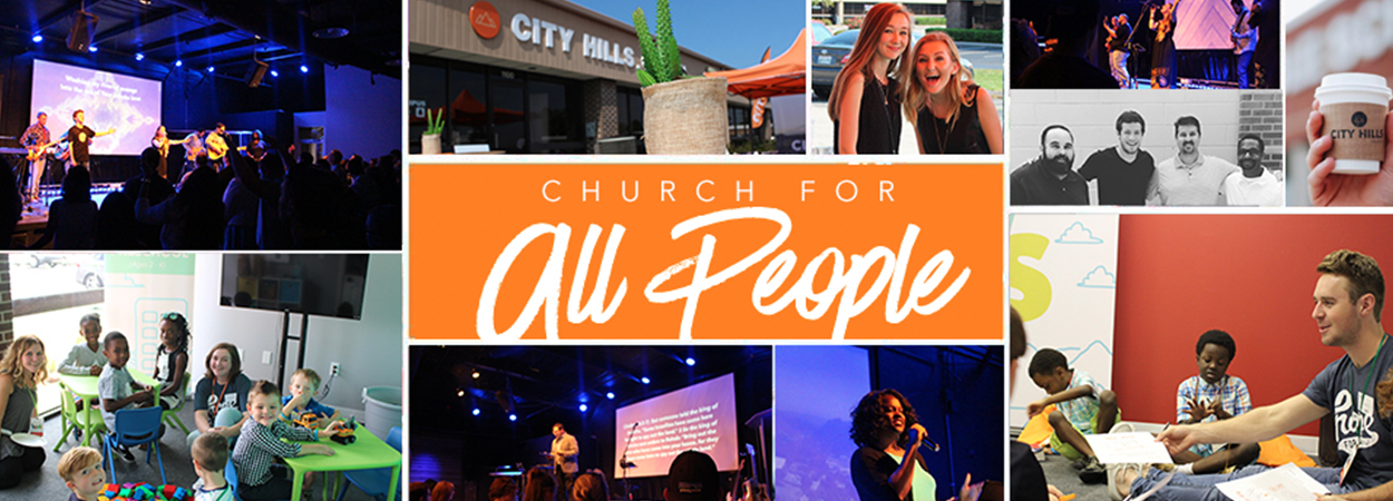 church for all people